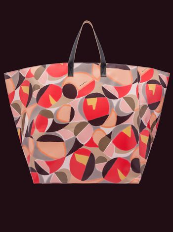 Marni Maxi geometric vase holder Man