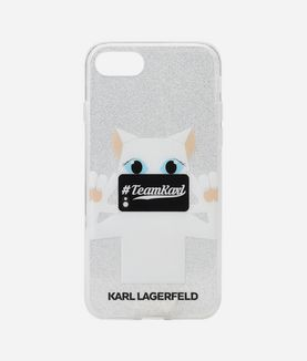 KARL LAGERFELD CHOUPETTE SELFIE IPHONE 7 CASE
