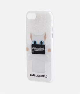 KARL LAGERFELD SELFIE CHOUPETTE IPHONE 7 CASE