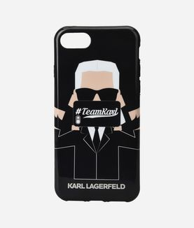 KARL LAGERFELD KARL SELFIE IPHONE 7 CASE