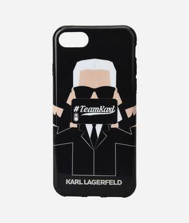 KARL LAGERFELD KARL SELFIE IPHONE 7 CASE