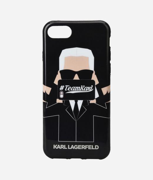 KARL LAGERFELD Karl Selfie iPhone 7 Case 12_f