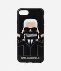 KARL LAGERFELD Karl Selfie iPhone 7 Case 8_f
