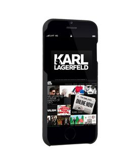 KARL LAGERFELD FLY WITH KARL IPHONE 7 CASE