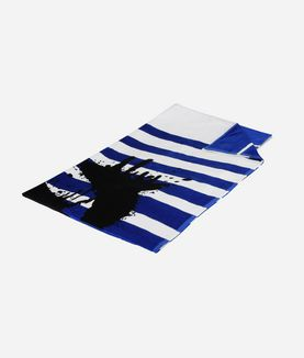 KARL LAGERFELD BEACH TOWEL