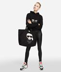 KARL LAGERFELD K/Ikonik Canvas Bag 8_r