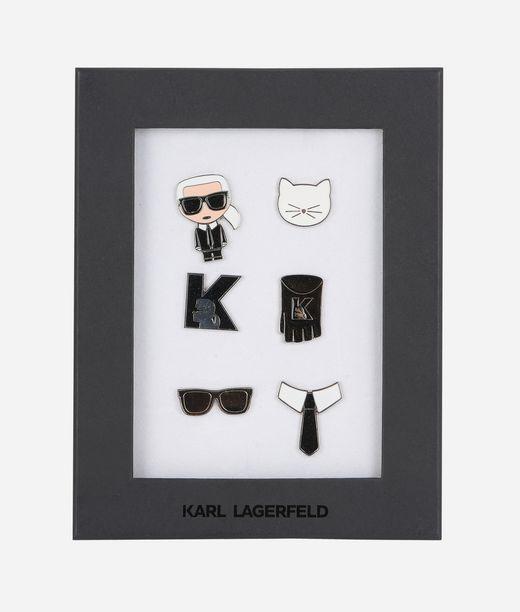 KARL LAGERFELD K/Ikonik ピン 12_f