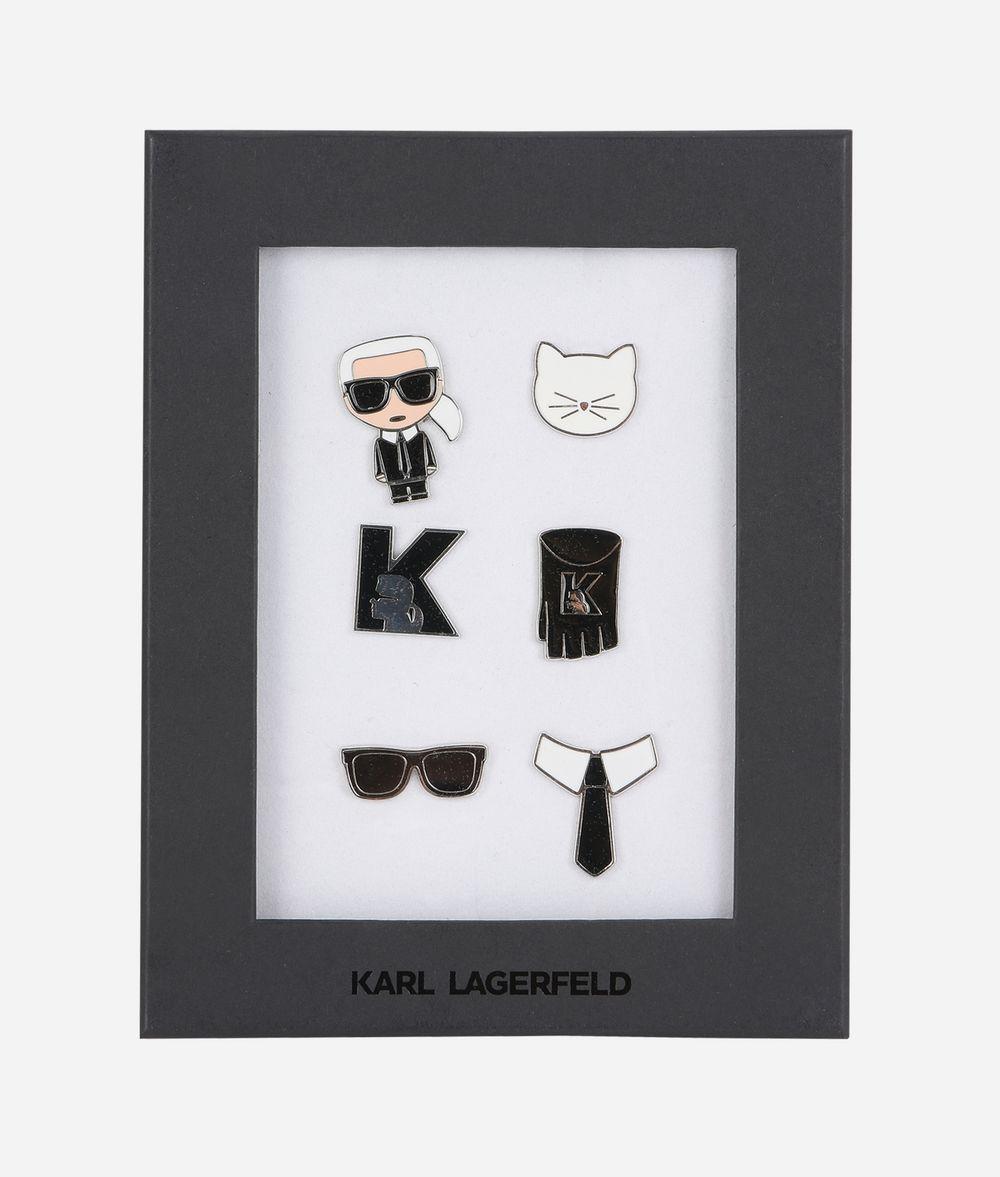 KARL LAGERFELD K/Ikonik Pins Pin Woman f