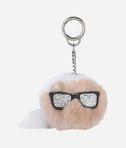 K/Ikonik Fur Keychain
