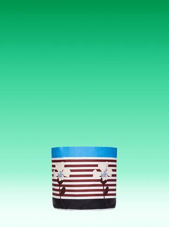 Marni Large striped vase holder Man