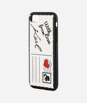 KARL LAGERFELD iPhone 7 Case Postkarte 8_r
