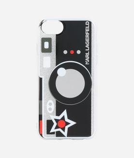 KARL LAGERFELD IPHONE 7 CASE KAMERA