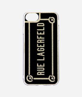 KARL LAGERFELD RUE LAGERFELD IPHONE 7 CASE