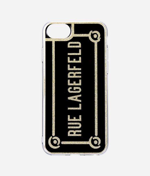 KARL LAGERFELD Rue Lagerfeld iPhone 7 Case 12_f