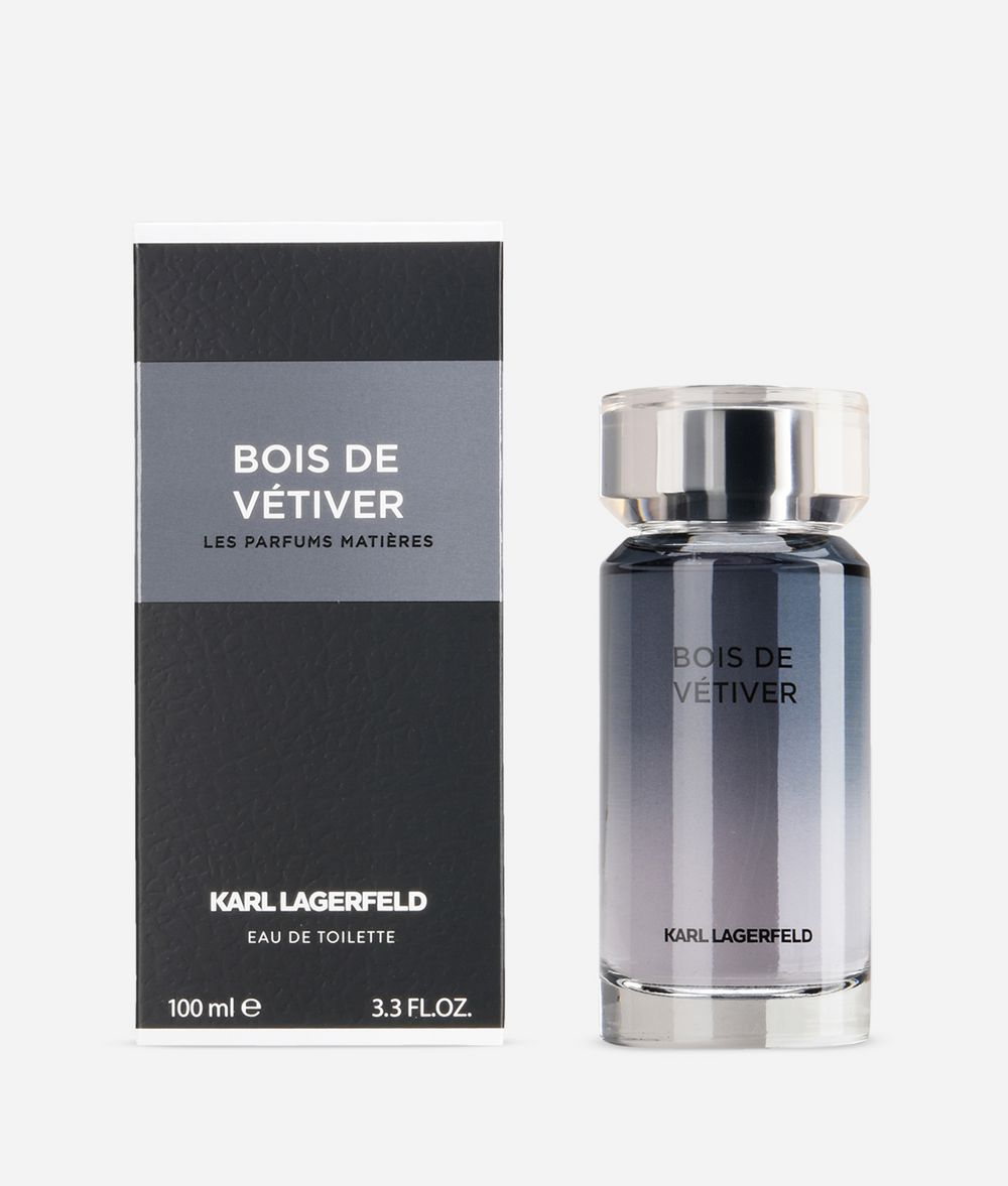 KARL LAGERFELD Bois De Vetiver For Him 100ml Perfume Man f