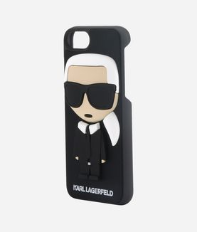 KARL LAGERFELD KARL IKONIK 3D IPHONE 7 CASE