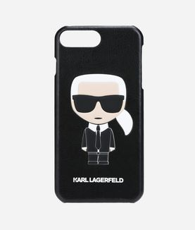 KARL LAGERFELD KARL IKONIK EMBOSSED IPHONE 7 PLUS CASE