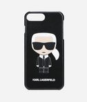 Karl Ikonik Embossed iPhone 7 Plus Case