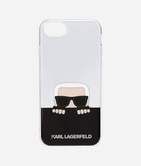 KARL LAGERFELD SNEAKY KARL IPHONE 7 CASE