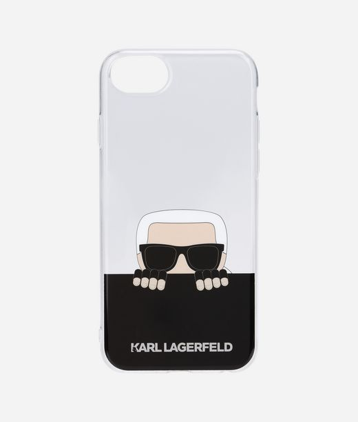 KARL LAGERFELD Custodia per iPhone Karl Sneaky 12_f