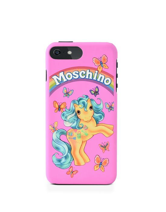 iPhone 6 Plus/7 Plus/8 Plus Donna MOSCHINO