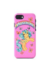 MOSCHINO iPhone 6s/ 7 /8 Woman f