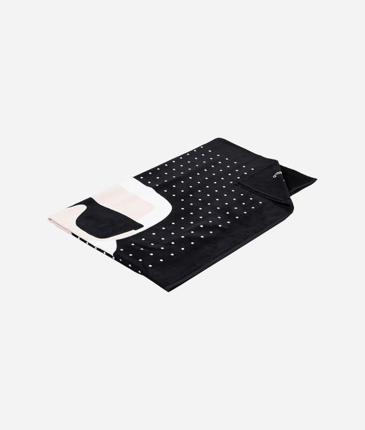 KARL LAGERFELD K/Ikonik Towel 12_f
