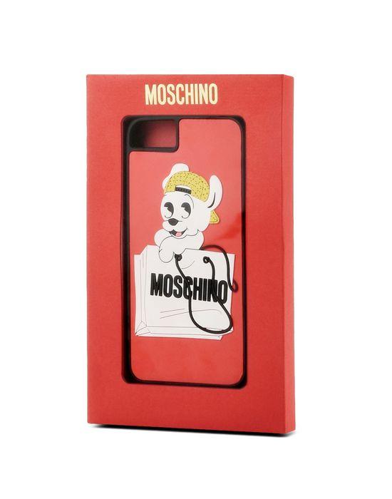 iPhone 6 Plus/7 Plus/8 Plus Woman MOSCHINO