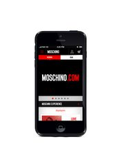 MOSCHINO iPhone 6 Plus/7 Plus/8 Plus Woman d