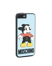 MOSCHINO iPhone 6 Plus/7 Plus/8 Plus Woman r
