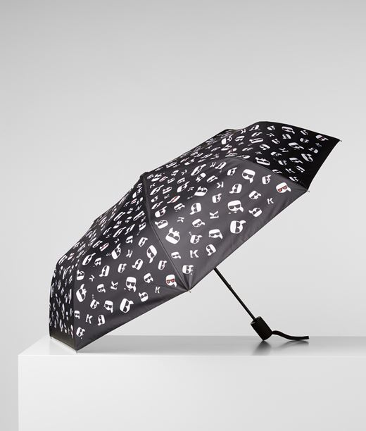 KARL LAGERFELD K/Ikonik Faces Umbrella 12_f