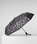 KARL LAGERFELD K/Ikonik Faces Umbrella 8_f