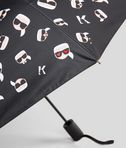 KARL LAGERFELD K/Ikonik Faces Umbrella 8_r
