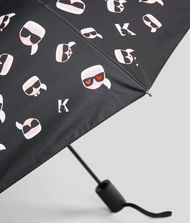KARL LAGERFELD K/Ikonik Printed Umbrella 9_f