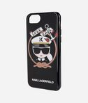 Karl Sailor Black TPU case