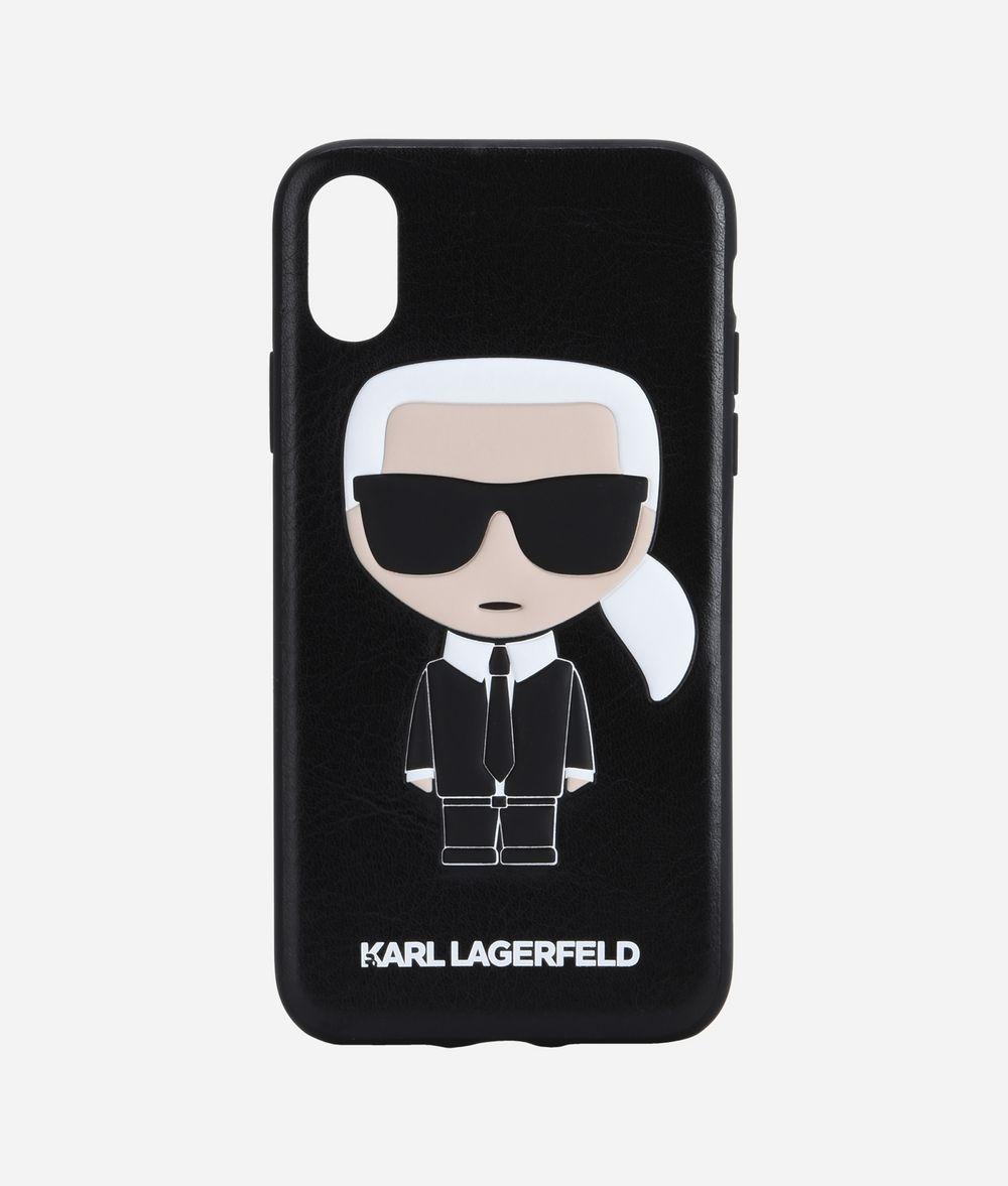 KARL LAGERFELD K/IKONIK KARL IPHONE X CASE iPad/iPhone Case E f