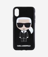 KARL LAGERFELD K/IKONIK KARL IPHONE X CASE 9_f