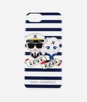 Karl Sailor Stripes TPU case