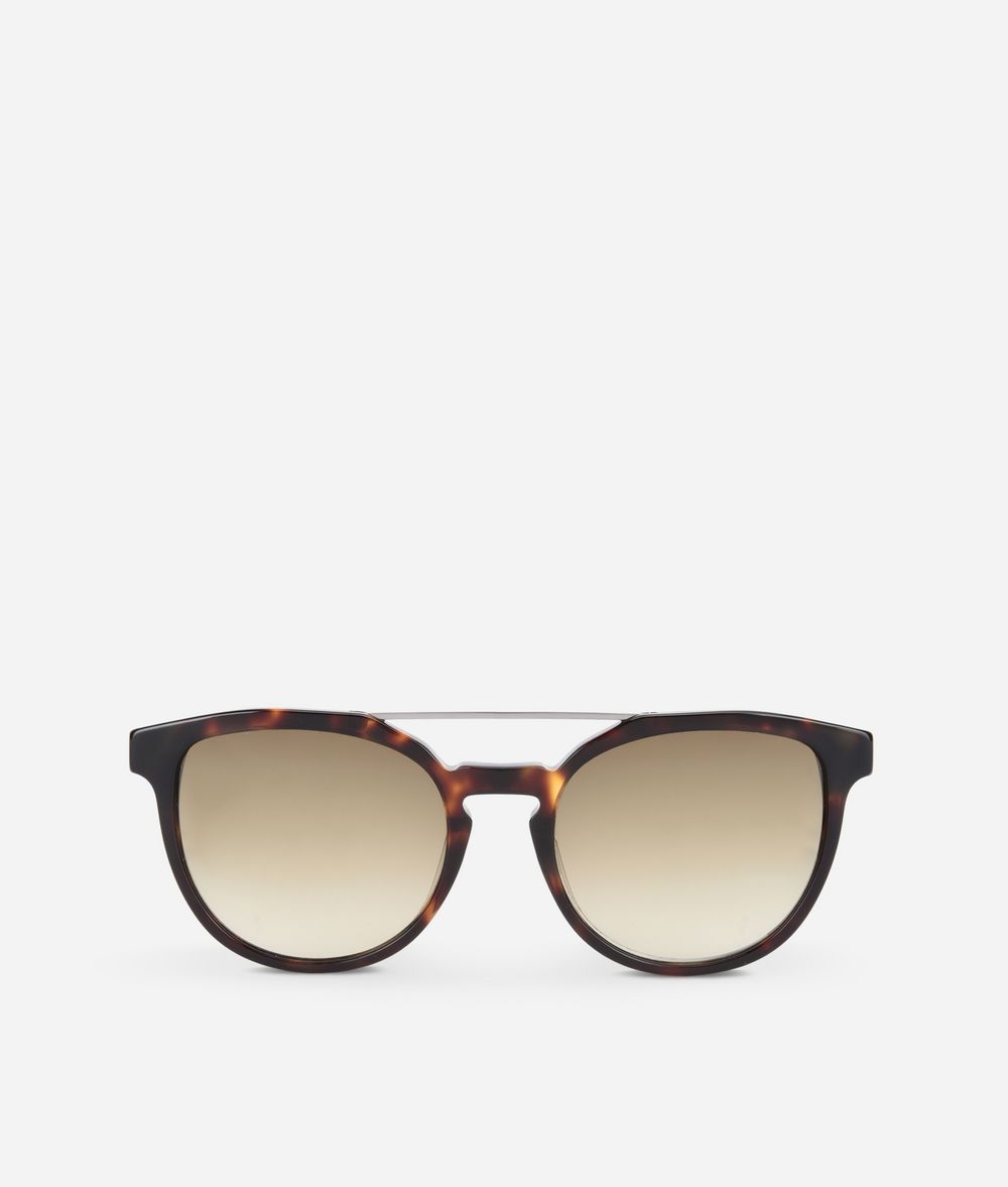 KARL LAGERFELD Karl Cameo Sunglasses Eyewear Woman f