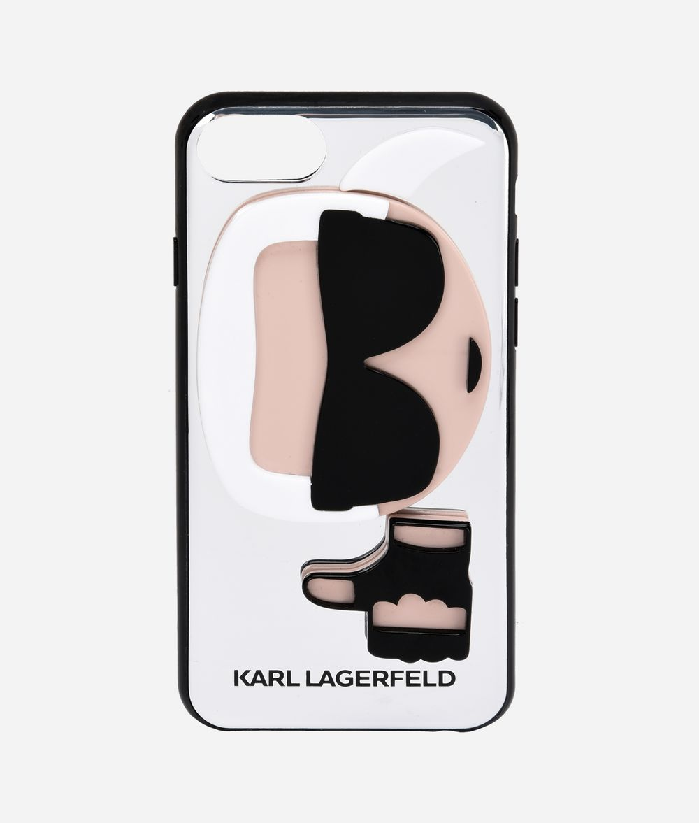 KARL LAGERFELD Plexi Mirror Karl PC case iPad/iPhone Case Woman f