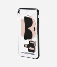 KARL LAGERFELD Plexi Mirror Karl PC case iPad/iPhone Case Woman r