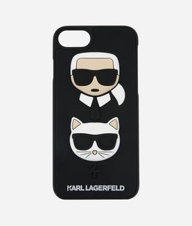 KARL LAGERFELD KARL AND CHOUPETTE IKONIK NEW RUBBER