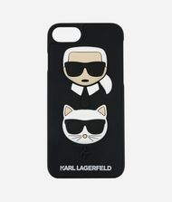 KARL LAGERFELD Karl and Choupette Ikonik new rubber 9_f