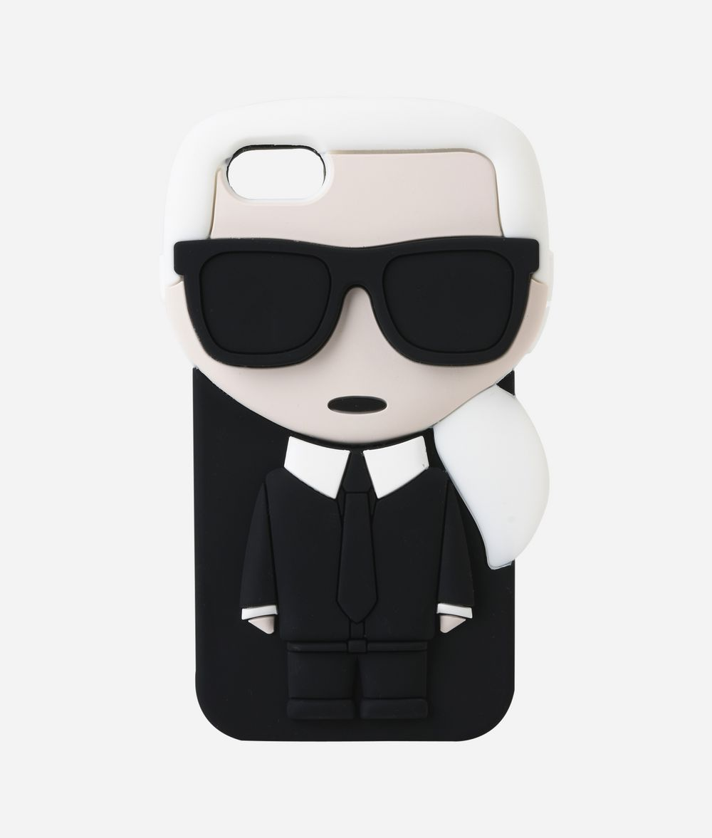 KARL LAGERFELD K/IKONIC KARL IPHONE 8 CASE iPad/iPhone Case E f