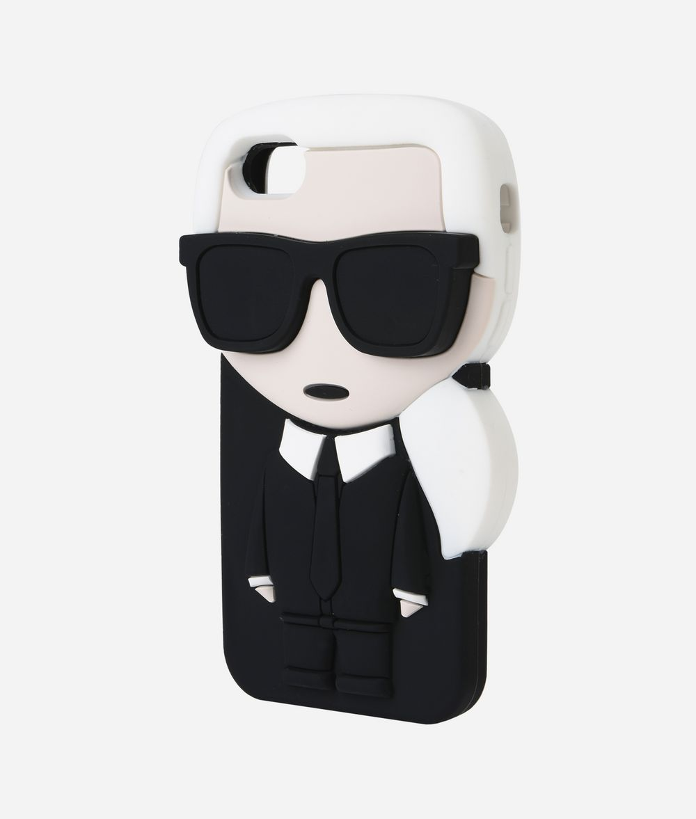 KARL LAGERFELD K/IKONIC KARL IPHONE 8 CASE iPad/iPhone Case E r