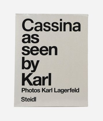 KARL LAGERFELD CASSINA AS SEEN BY KARL