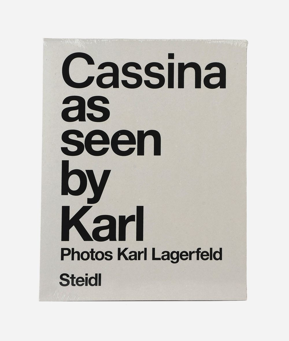 KARL LAGERFELD Cassina as seen by Karl Book Woman f