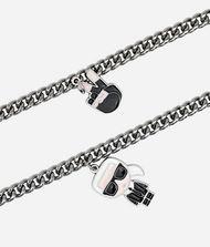 KARL LAGERFELD K/Ikonik Charms Chain 9_f