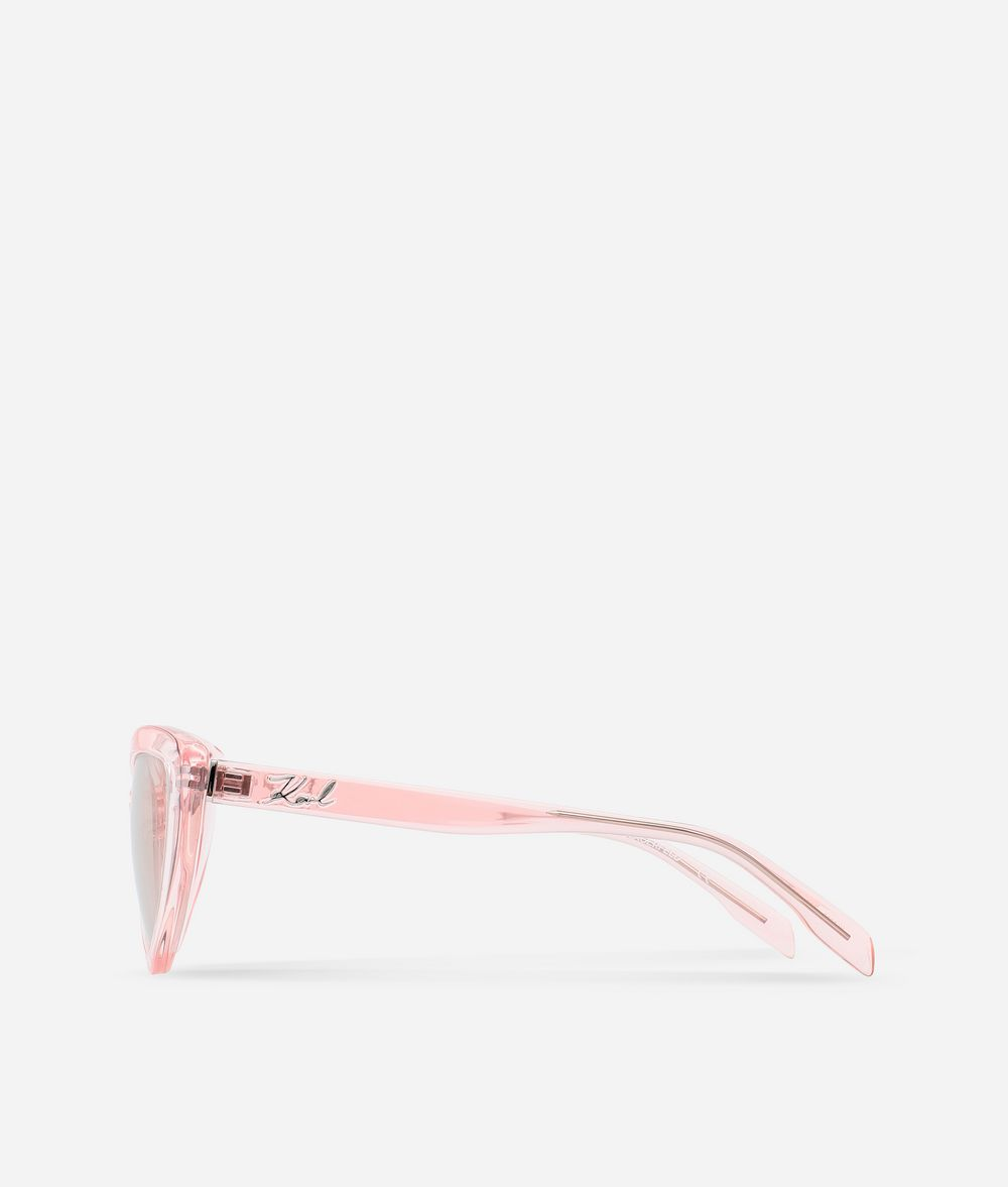 KARL LAGERFELD Karl x Kaia Sunglasses Eyewear Woman d