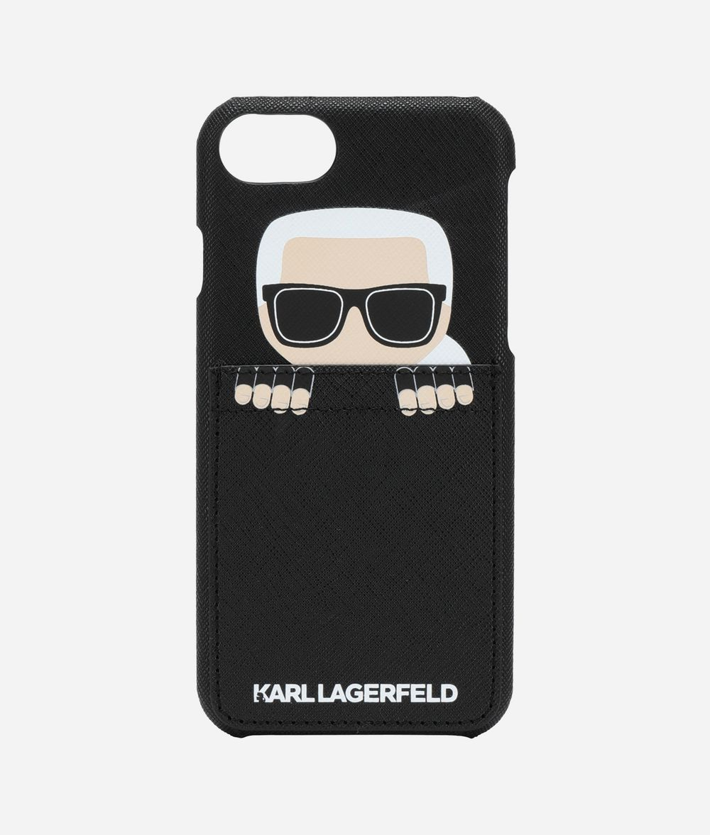 KARL LAGERFELD SNEAKY KARL IPHONE 8 CASE iPad/iPhone Case E f